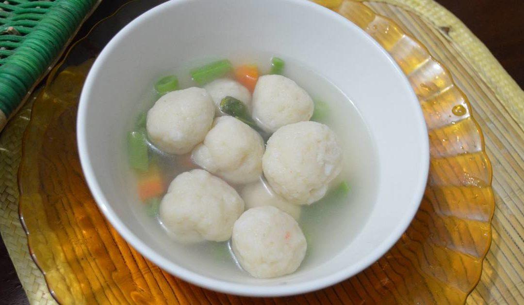 Resep Bakso Ikan Tongkol, Mudah, Lezat dan Sehat Lho
