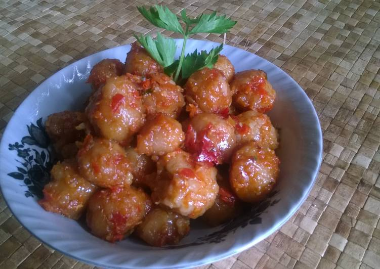 Resep Bakso Pedas Jeletot dan Kreasinya, Cocok Buat yang Suka Pedas