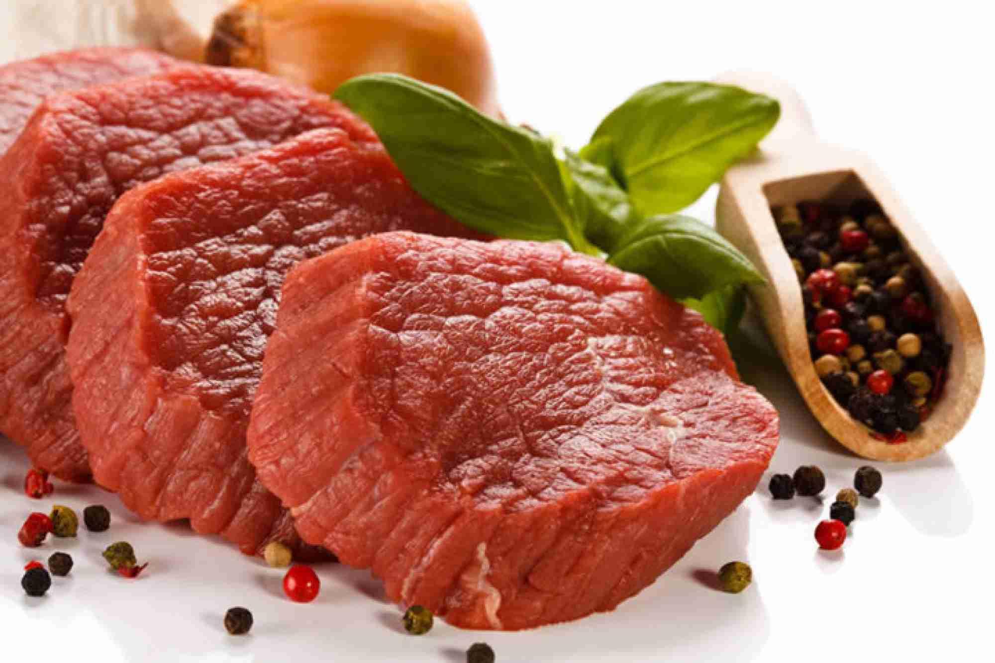 Cara Memasak Daging Segar