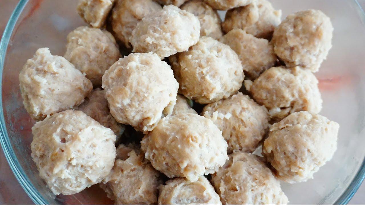 Resep Pentol Bakso Ayam Gurih